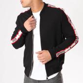 /achat-vestes/uniplay-veste-zippee-bande-brodee-uy172-noir-blanc-rouge-132150.html