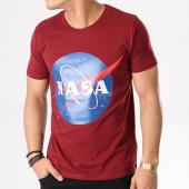 /achat-t-shirts/nasa-tee-shirt-insignia-front-bordeaux-132319.html