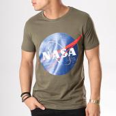 /achat-t-shirts/nasa-tee-shirt-insignia-front-vert-kaki-132323.html