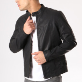 /achat-vestes/produkt-veste-zippee-structure-noir-132290.html