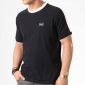 /achat-t-shirts/obey-tee-shirt-avec-bande-borstal-noir-blanc-132645.html