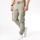 /achat-pantalons-cargo/deeluxe-pantalon-cargo-tropery-vert-kaki-133070.html