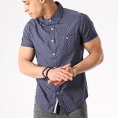 /achat-chemises-manches-courtes/mz72-chemise-manches-courtes-ceylan-bleu-marine-132929.html