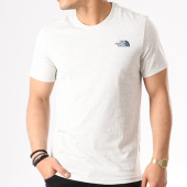 /achat-t-shirts/the-north-face-tee-shirt-simple-dome-gris-chine-133218.html