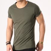 /achat-t-shirts-longs-oversize/vip-clothing-tee-shirt-oversize-1754-vert-kaki-133164.html