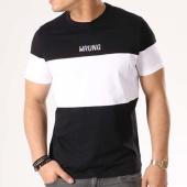 /achat-t-shirts/wrung-tee-shirt-trim-noir-blanc-133292.html