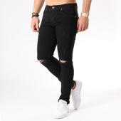 /achat-jeans/aarhon-jean-slim-a75-noir-133437.html
