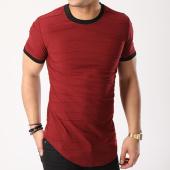 /achat-t-shirts-longs-oversize/john-h-tee-shirt-oversize-1866-bordeaux-133512.html