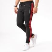 /achat-pantalons-joggings/project-x-pantalon-jogging-bandes-brodees-88184402-noir-rouge-133458.html
