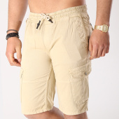 /achat-shorts-cargo/american-people-short-cargo-ghana-beige-133632.html