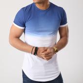 /achat-t-shirts-longs-oversize/john-h-tee-shirt-oversize-1859-bleu-degrade-blanc-133756.html