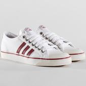 /achat-baskets-basses/adidas-baskets-nizza-cq2328-footwear-white-collegiate-burgundy-off-white-134061.html