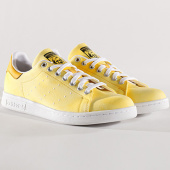 /achat-baskets-basses/adidas-baskets-hu-holi-stan-smith-pharrell-williams-ac7042-footwear-white-yellow-134150.html