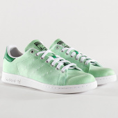 /achat-baskets-basses/adidas-baskets-hu-holi-stan-smith-pharrell-williams-ac7043-footwear-white-green-134151.html