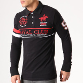 /achat-polos-manches-longues/geographical-norway-polo-manches-longues-patchs-brodes-kockpit-noir-134089.html