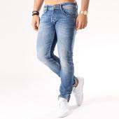 /achat-jeans/le-temps-des-cerises-jean-slim-711-basic-bleu-denim-134295.html