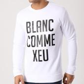 /achat-sweats-col-rond-crewneck/vald-sweat-crewneck-comme-xeu-blanc-134377.html
