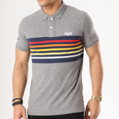 /achat-polos-manches-courtes/superdry-polo-manches-courtes-classic-cali-m11002oq-gris-chine-134148.html
