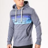 /achat-sweats-capuche/superdry-sweat-capuche-vintage-logo-cali-stripe-m20013hq-bleu-marine-chine-bleu-clair-134173.html