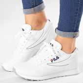 /achat-baskets-basses/fila-baskets-femme-orbit-low-1010308-1fg-blanc-134450.html