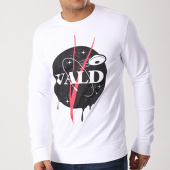 /achat-sweats-col-rond-crewneck/vald-sweat-crewneck-space-vald-blanc-134443.html