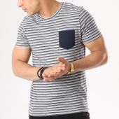 /achat-t-shirts-poche/selected-tee-shirt-poche-natan-bleu-marine-blanc-134488.html