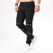 /achat-jeans/terance-kole-jean-skinny-avec-zips-72150-noir-134867.html