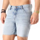/achat-shorts-jean/cheap-monday-short-jean-sonic-bleu-wash-135140.html