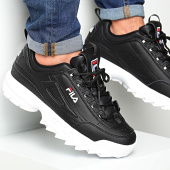 /achat-baskets-basses/fila-baskets-disruptor-low-1010262-25y-black-135180.html