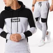 /achat-ensembles-survetement/uniplay-ensemble-de-survetement-bandes-brodees-uy151-gris-chine-noir-135327.html