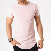 /achat-t-shirts-longs-oversize/uniplay-tee-shirt-oversize-up-t211-rose-pale-135364.html