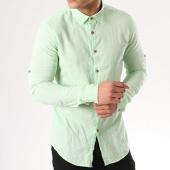 /achat-chemises-manches-longues/mtx-chemise-manches-longues-xs9900-vert-clair-135506.html