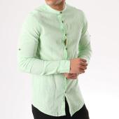 /achat-chemises-manches-longues/mtx-chemise-manches-longues-xs1100-vert-clair-135560.html