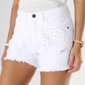 /achat-shorts-jean/noisy-may-short-jean-dechire-avec-perles-femme-be-live-new-destroy-blanc-135730.html