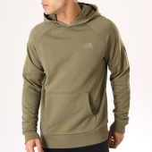 /achat-sweats-capuche/the-north-face-sweat-capuche-simple-dome-t93bql-vert-kaki-135642.html
