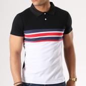 /achat-polos-manches-courtes/aarhon-polo-manches-courtes-aj11859-noir-blanc-rouge-135847.html