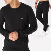 /achat-ensembles-survetement/emporio-armani-ensemble-tee-shirt-manches-longues-pantalon-111794-cc570-noir-136014.html