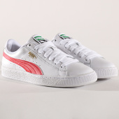 /achat-baskets-basses/puma-baskets-heritage-classic-lfs-354367-24-white-flame-scarlet-135881.html