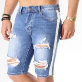 /achat-shorts-jean/aarhon-short-jean-avec-bandes-a83-bleu-denim-136041.html
