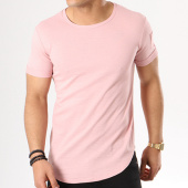/achat-t-shirts-longs-oversize/classic-series-tee-shirt-oversize-1363-rose-136048.html