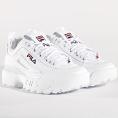 /achat-baskets-basses/fila-baskets-femme-disruptor-low-1010302-1fg-white-136382.html