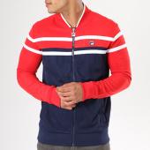 /achat-vestes/fila-veste-zippee-naso-684359-bleu-marine-rouge-136576.html