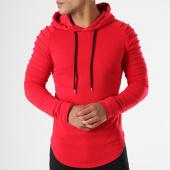 /achat-sweats-capuche/lbo-sweat-capuche-oversize-410-rouge-136691.html