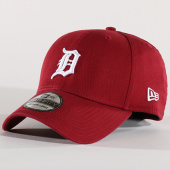 /achat-fitted/new-era-casquette-fitted-washed-3930-mlb-detroit-tigers-bordeaux-136692.html