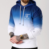 /achat-sweats-capuche/final-club-sweat-capuche-degrade-avec-broderie-036-bleu-et-blanc-137060.html