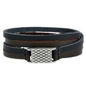 /achat-bracelets/icon-brand-bracelet-wonderwall-madness-noir-marron-136885.html
