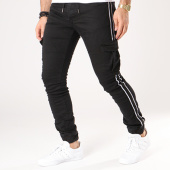 /achat-jogger-pants/project-x-jogger-pant-bandes-brodees-88180029-noir-blanc-137046.html