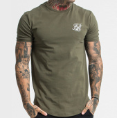 /achat-t-shirts-longs-oversize/siksilk-tee-shirt-oversize-gym-11218-vert-kaki-137223.html