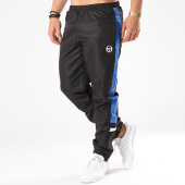 /achat-pantalons-joggings/sergio-tacchini-pantalon-jogging-avec-bande-zain-noir-bleu-roi-137491.html