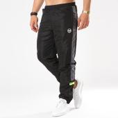 /achat-pantalons-joggings/sergio-tacchini-pantalon-jogging-avec-bande-zain-noir-gris-anthracite-jaune-fluo-137500.html